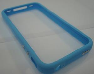 iphone 4 bumber case blue