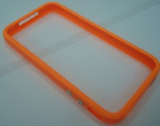 iphone 4 bumber case orang