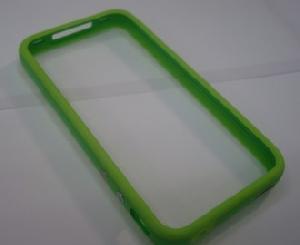 iphone 4 bumper case green