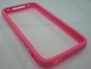 iphone 4 bumper case pink
