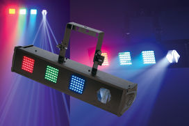 led fusion bar dj light
