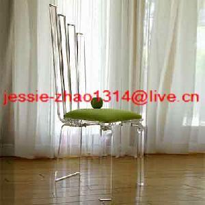 acrylic chair living room