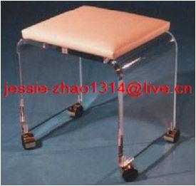 acrylic crystal dining chair