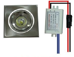 1 watts led ceiling light