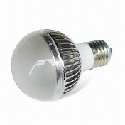 3 watts e27 power led bulb