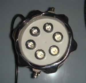 dc 24v 6 watts led underwater lights