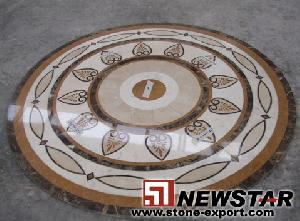 mosaic tiles marble pattern border lines
