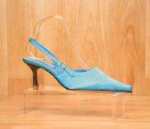 acrylic shoe bridges height