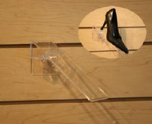 adjustable shoe displays