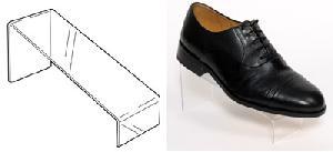 shoe bridge sloping