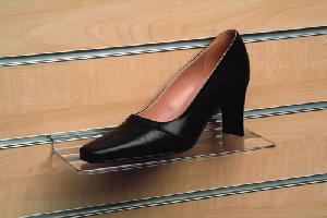 slatwall shoe shelf