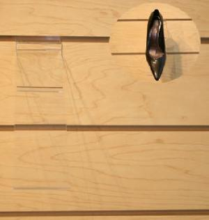 slatwall toe rest display