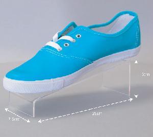 sloping shoe platform