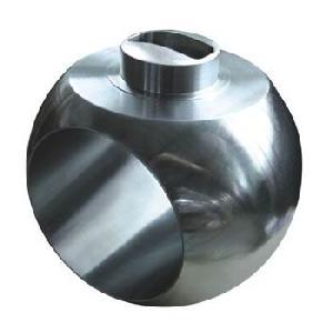 steel valve ball