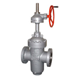 conduit gate valve