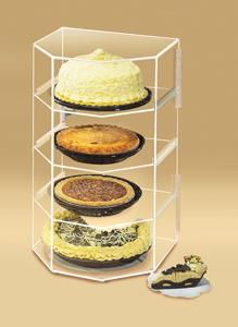 acrrylic pastry case
