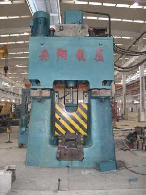hydraulic closed die forging hammer