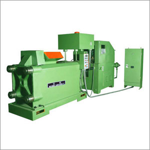 metal chips briquette press