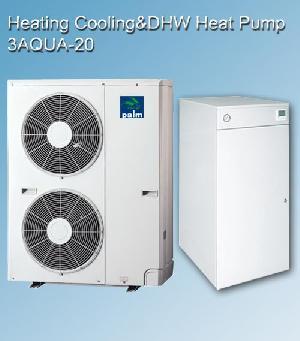 triaqua solar heat pumps