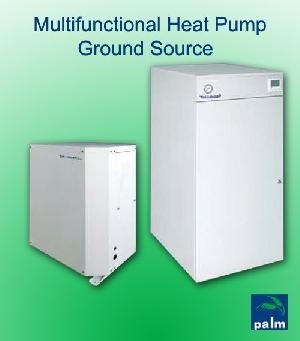 triaqua geothermal heat pump heating cooling water