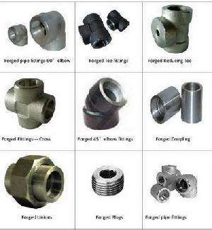 pressure forged pipe fittings