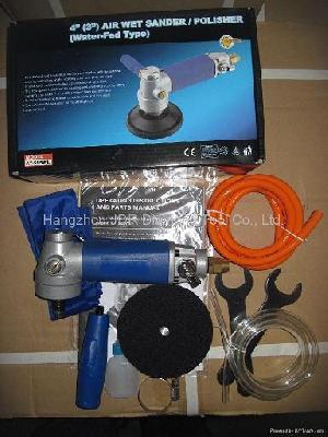 air wet polishers