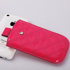 fashion iphone 3gs leather case shenzhen factory