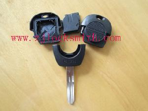 nissan remote key shell