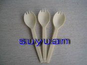 biodegradable spork