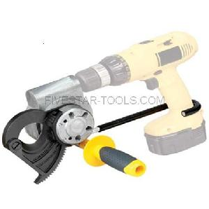 ddq power blade cable cutter head cutting iron tube cu al armored acsr wire r