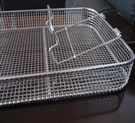 medical supplies stainless steel wire mesh trays