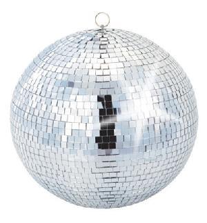 disco light mirror ball