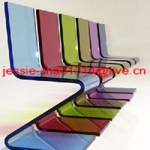 plexiglas acrylic z chair bar chairs