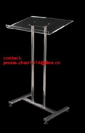 acrylic platform