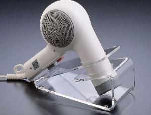 hair dryer holder