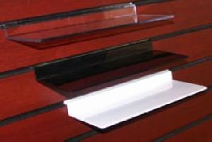 horizontal shoe shelf slatwall
