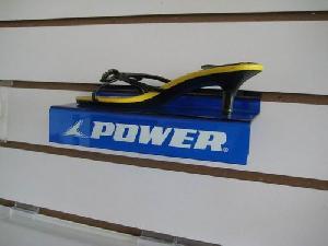 slatwall shoe display rack