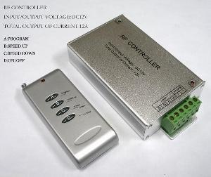 led light rf remote control