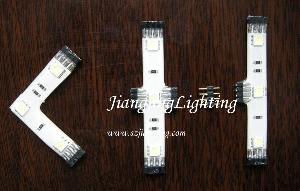 led strip connector leds