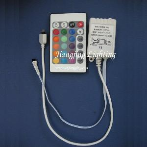led strip light rgb remotecontroller controller ir