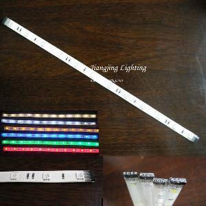 r g b y 12led 300mm 3528 smd led strip car light