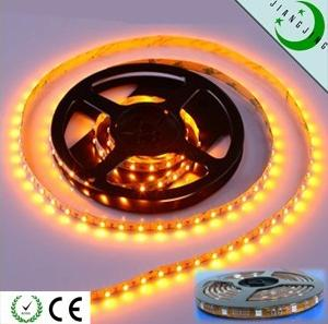 r g b 120led m 3528 led strip light ip65 crystal resin monochrome remote controler 12v power