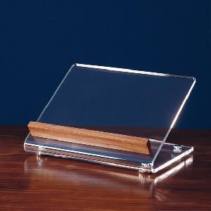acrylic table lectern