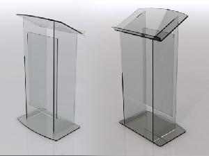 attractive acrylic podium