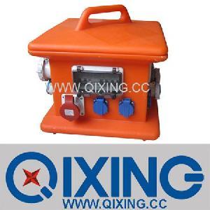 industrial plugs sockets qmb01
