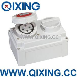 interlock switch sockets