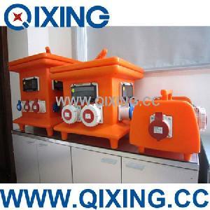mobile power socket box