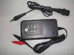 12v motor car acid battery charger