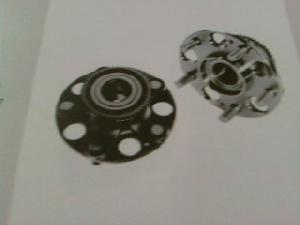 honda wheel bearings