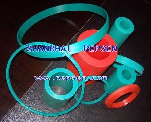 castable polyurethane tube seal ring machining